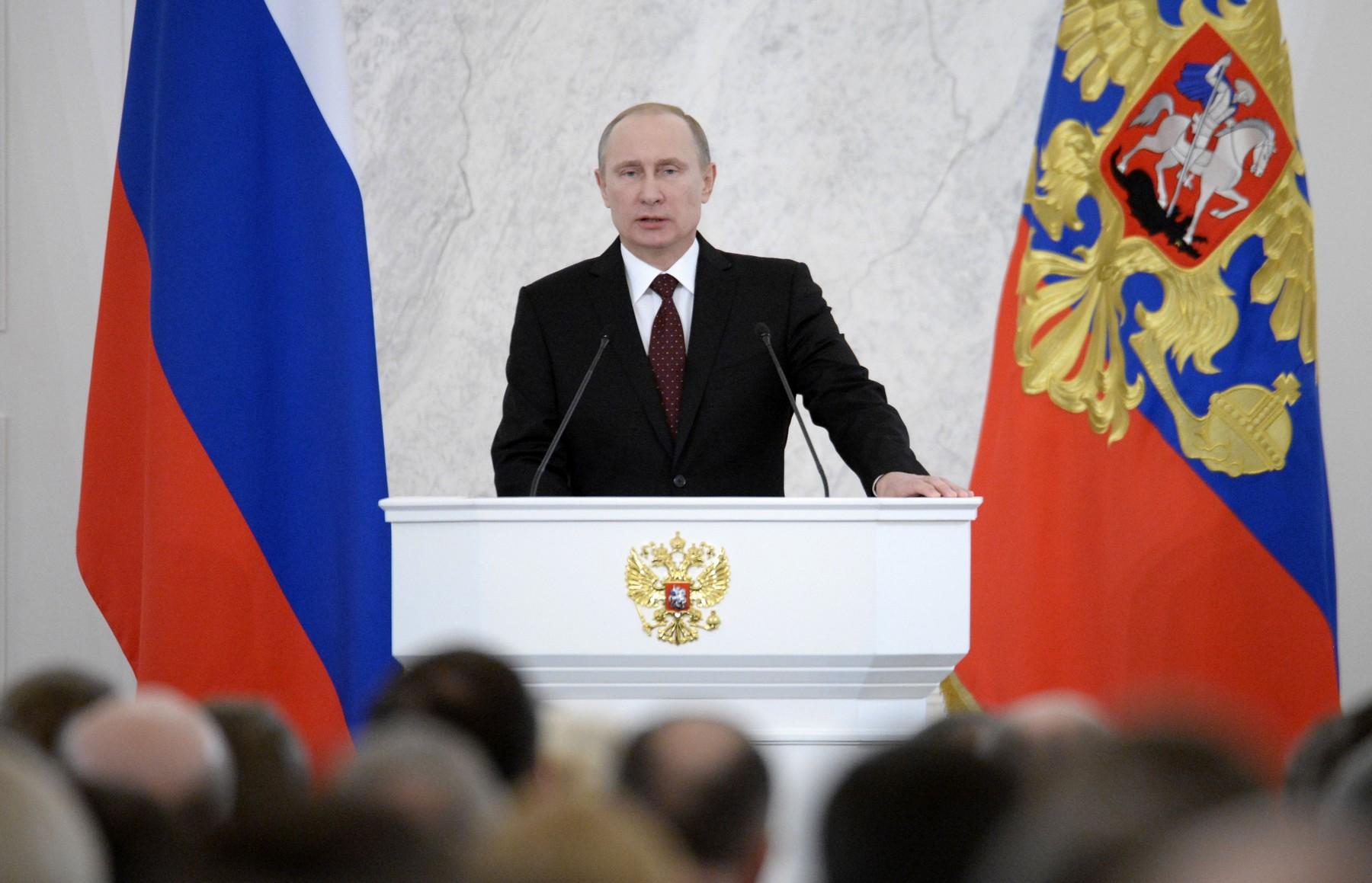 О выступлении Путина перед Федеральным Собранием 2018