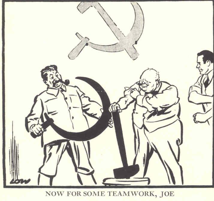 Сталин Победа