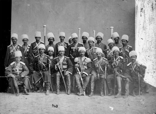 Как действовала Российская Империя в Персии?