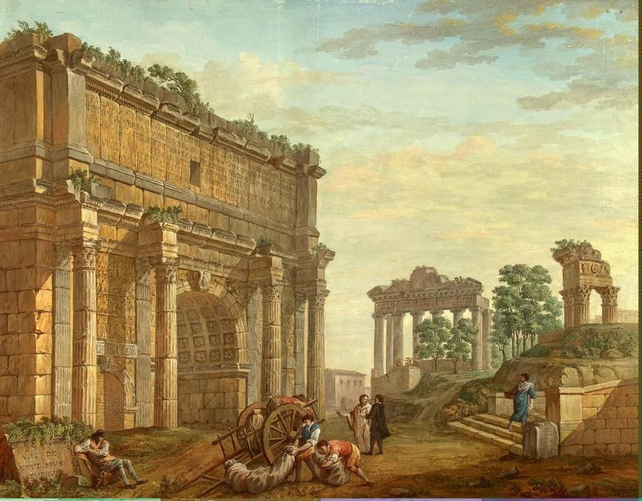 Причины упадка Римской Империи