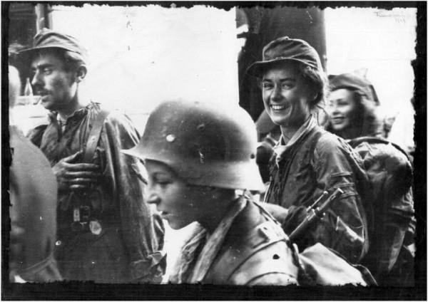 Варшавское восстание: мифы и реальность