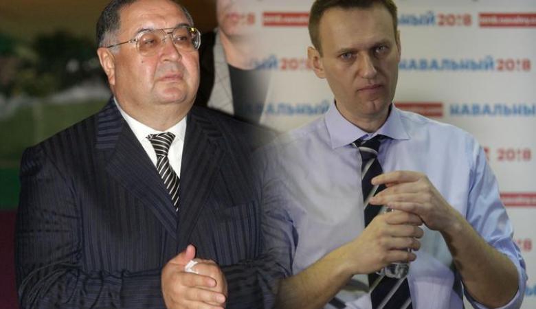 Ролик Навального про Усманова