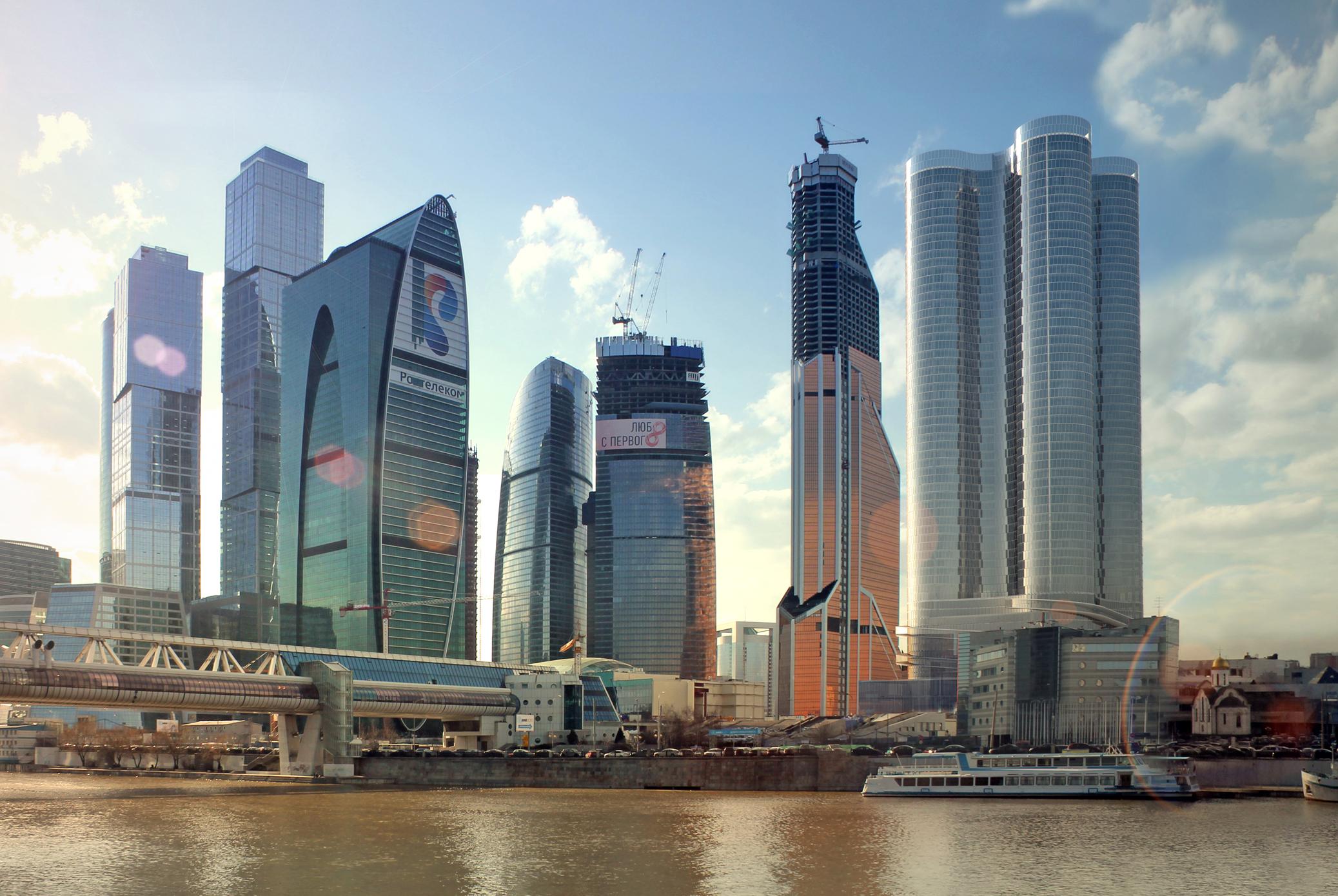 Финансовый центр в Москве - возможно ли это?