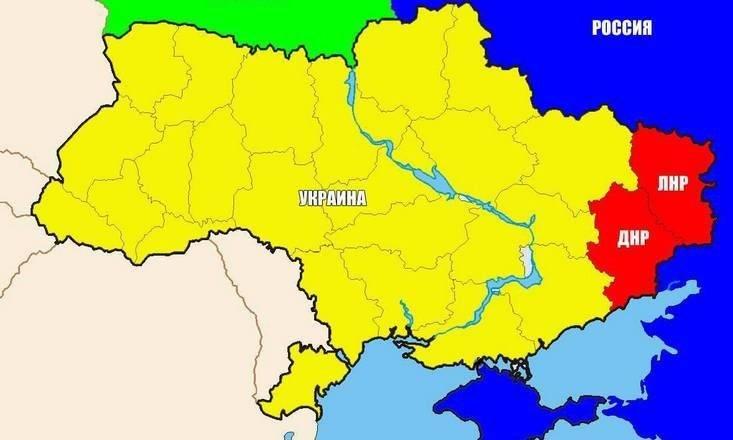 Украина и Донбасс. Каминский.