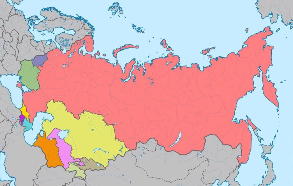 Сепаратизм советский