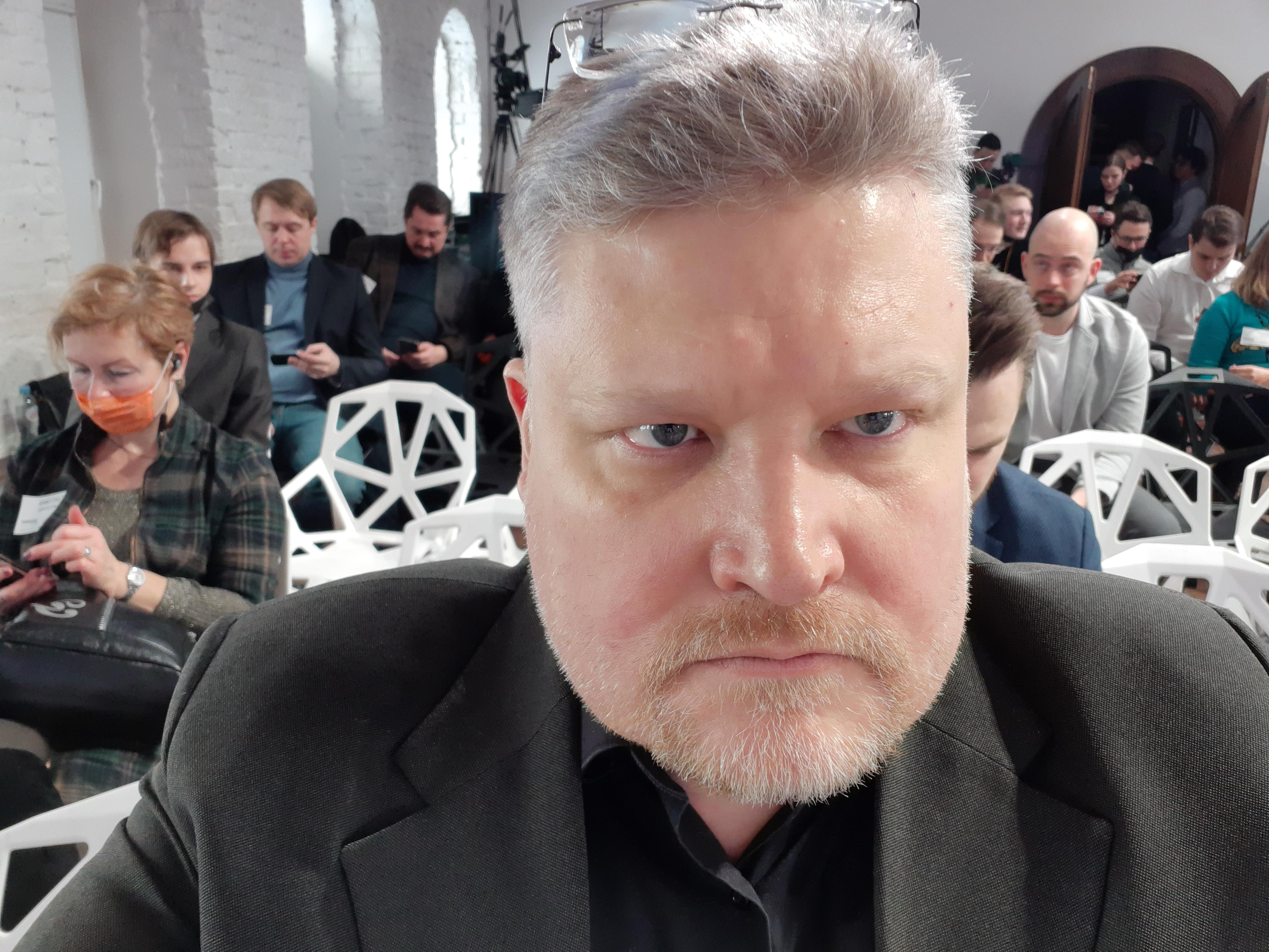 Прямой эфир с Задумовым на Русском Интересе