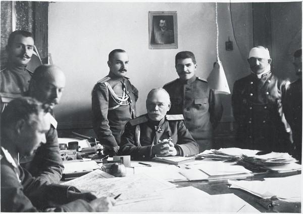 Офицеры Генерального Штаба Российской Империи