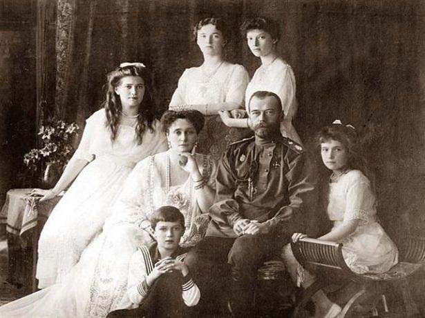 100-летие гибели дома Романовых