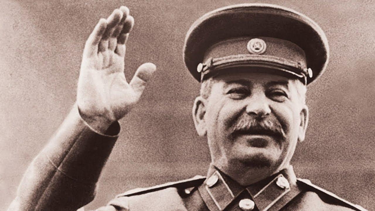 Сталин украл лошадь