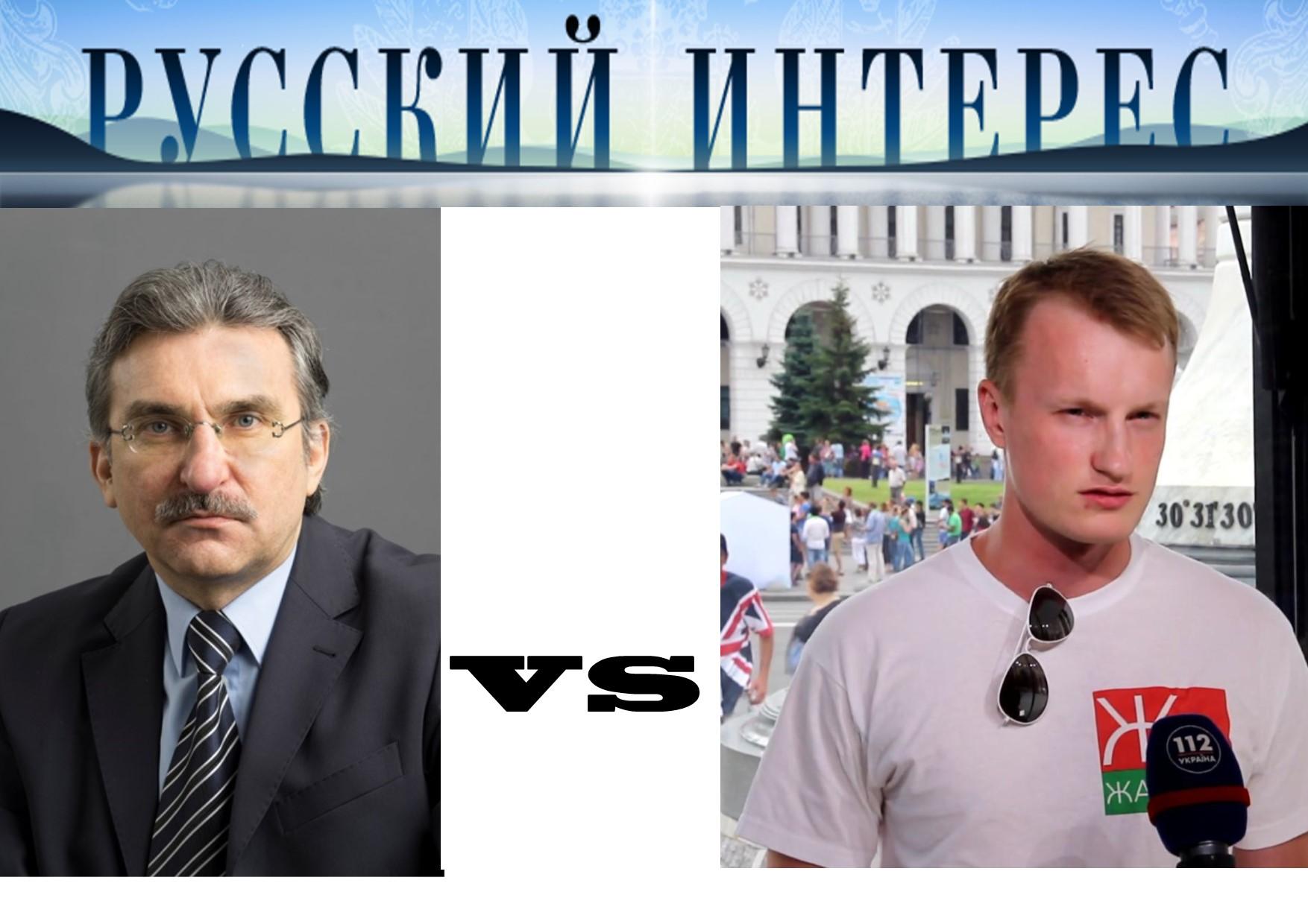 Дебаты Евгений Михайлов против Михаила Орешникова