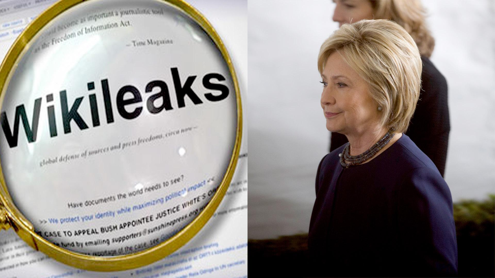 Викиликс и письма Клинтон