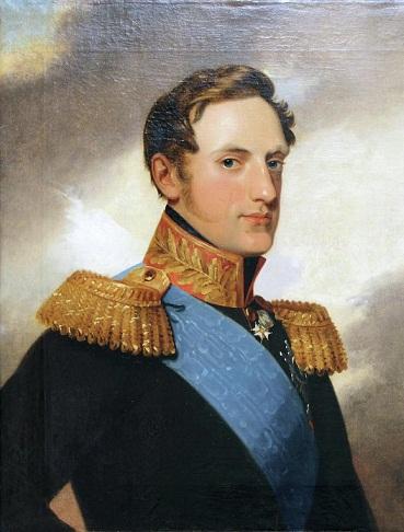 Николай I в начале своего царствования
