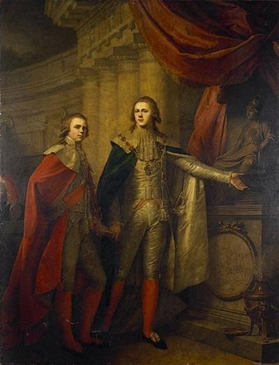 Тандем сохранялся вплоть до начала царствования Александра, и продолжился далее, так как, после воцарения бездетного старшего брата