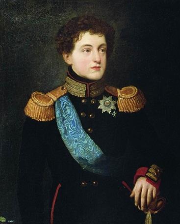 Юный Николай чем-то похож на Пушкина