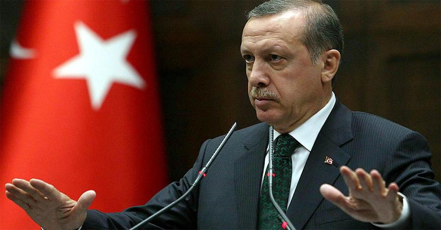 Президент Турции Эрдоган стал султаном Османской Империи