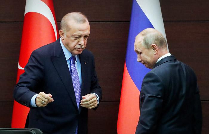 Война Турции и РФ