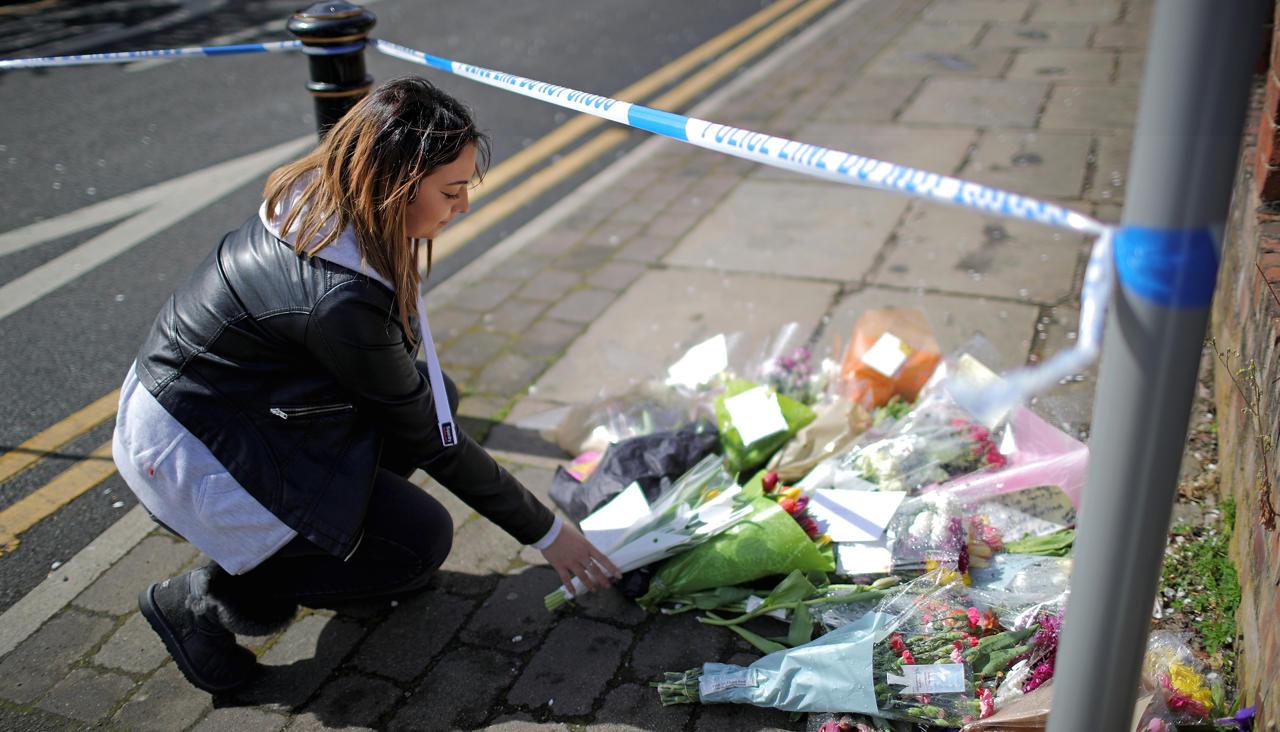 о теракте в Манчестере