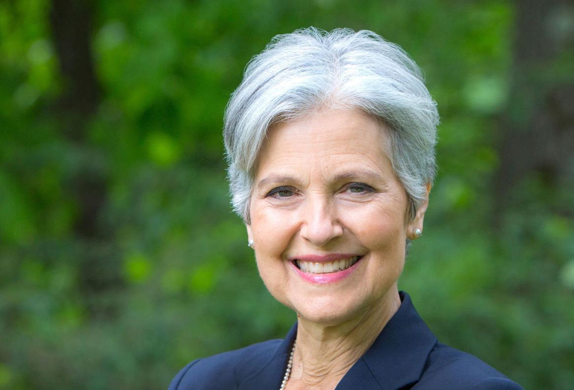 Джилл Стайн кандидат от зелёных