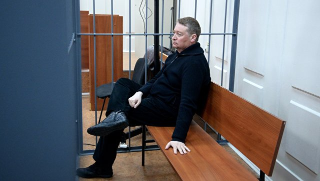 Арест Маркелова