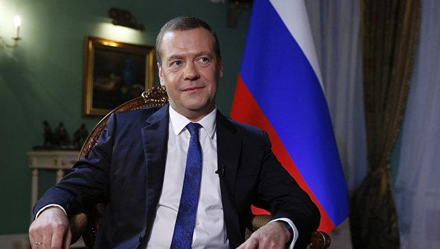 Медведев о сельском хозяйстве и санкциях