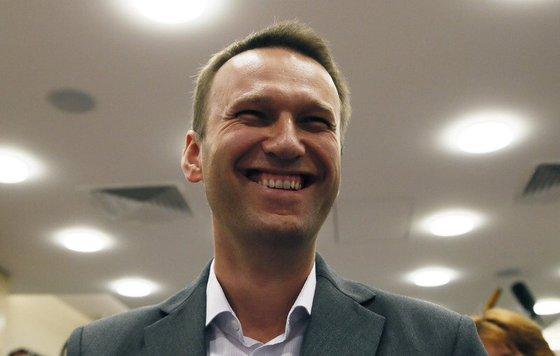 Навальный хочет быть президентом РФ