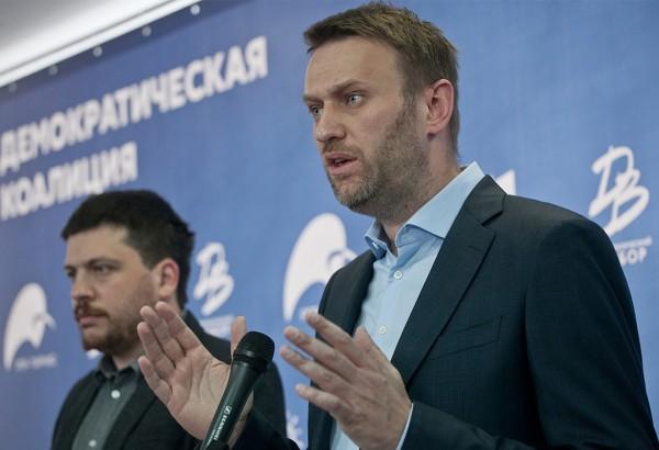 Навальный и Бортников
