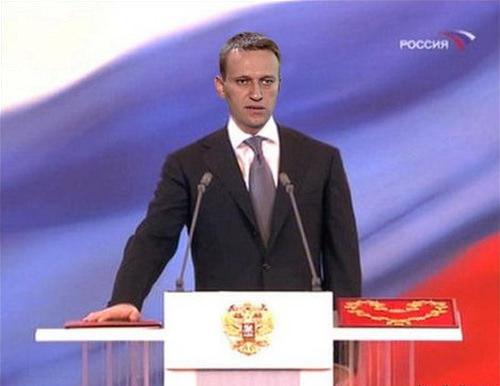Навальный президент РФ