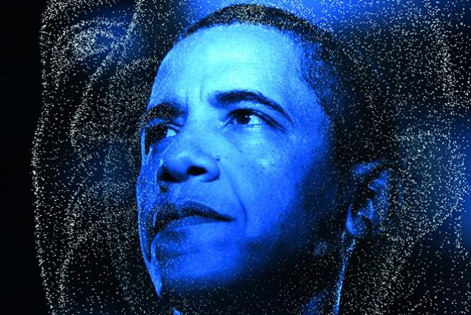 Обама президент США и большие данные