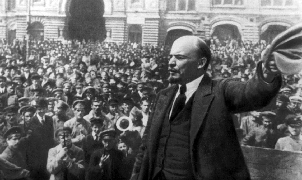 Как врали большевики и Ленин