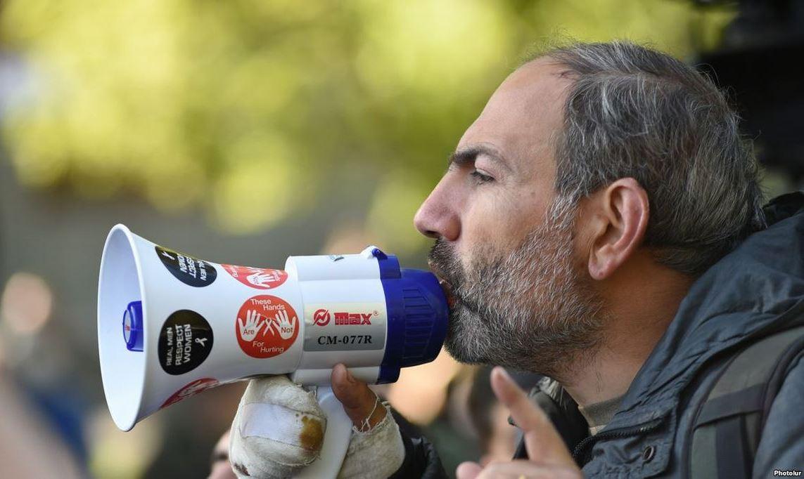 Пашинян волнует Армению
