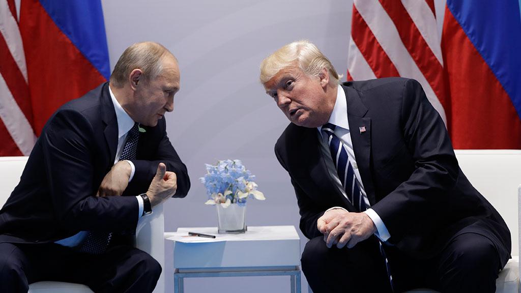 Переговоры Трампа и Путина. Пенсионная реформа. Куда девать стадионы? Сдача Приднестровья