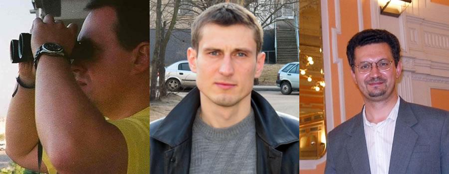 История с арестом прорусских журналистов: Юрия Павловца, Сергея Шиптенко и Дмитрия Алимкина.