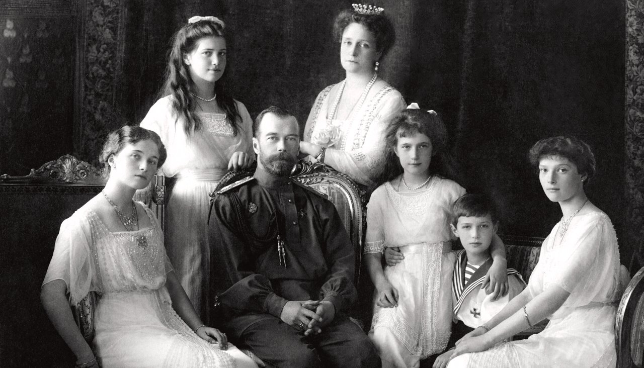 Ритуальный характер убийства царской семьи
