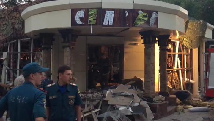 Убийство Захарченко
