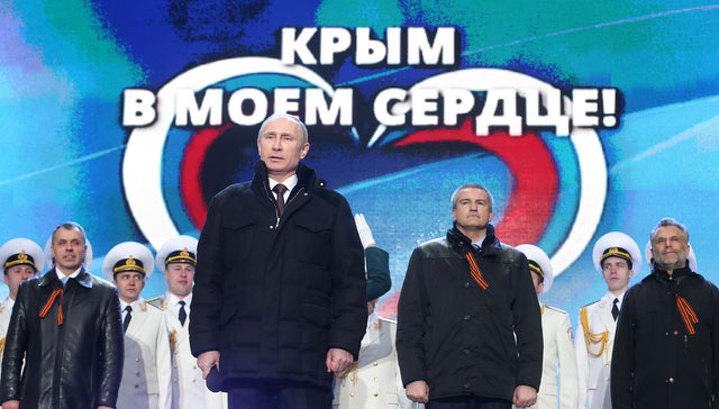Крымское большинство больше не нужно Кремлю